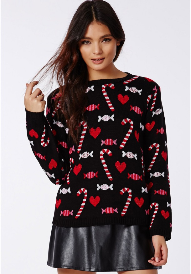 Xmas jumper Missguided