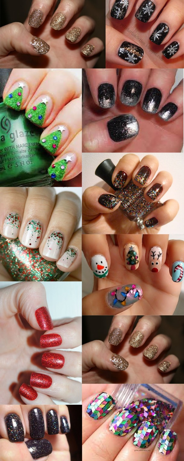 Monday Moodboard nails