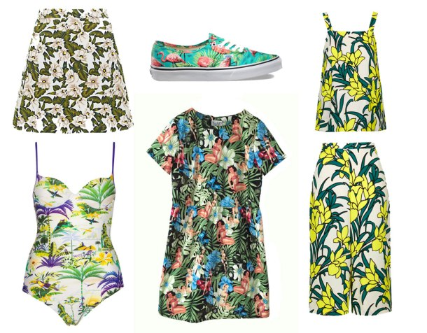 Tropical-prints