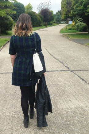 Tartan & Leather